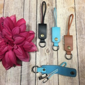 Snap Iphone Keychain Charger