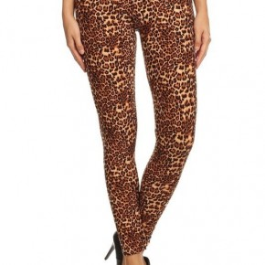 Leopard Print Leggings!