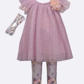 Bonnie Baby Rachel Leggings Set