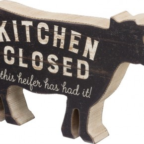 Chunky Sitter - Kitchen Closed