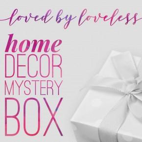 Mystery Home Decor Box