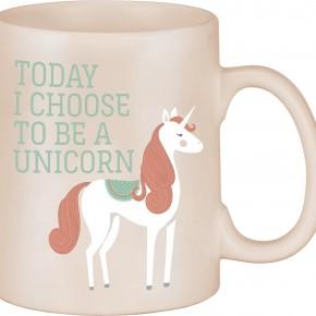 Mug - Today I Choose To Be A Unicorn