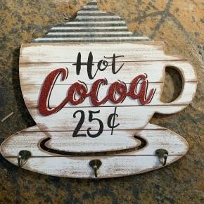 Hot Cocoa Mug Hanger