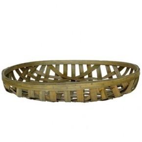 Oval Tobacco Basket