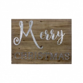 Merry Christmas Board Sign