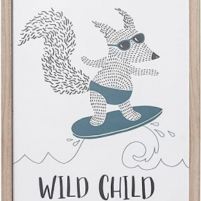 Wild Child Wall Decor