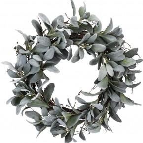 Wreath - Lamb's Ear