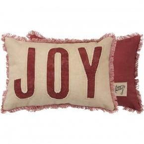 Pillow - Joy Red
