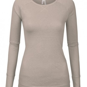 Womans Junior Long Sleeve Sweater Top