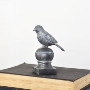 Resin Bird Card Holder