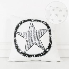 Canvas Pillow- Star