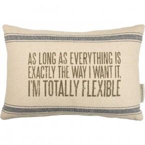 Pillow - Totally Flexible