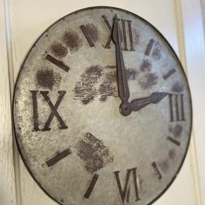 Old Clock Decor