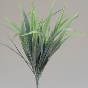 Green Plastic Grass