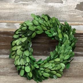 "8"" Boxwood Wreath"