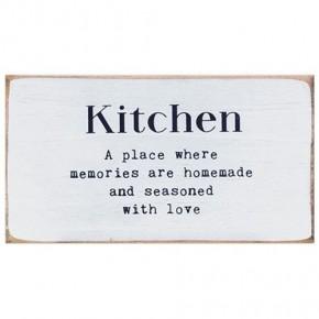 Simply Farmhouse Kitchen Block