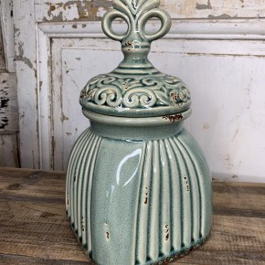 Small Jade Canister
