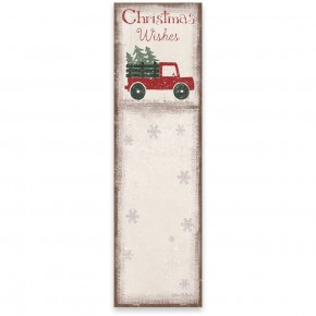 List Notepad - Christmas Wishes