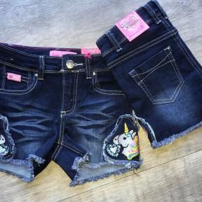 Girls Unicorn Shorts