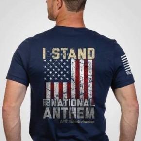 NINE LINE I Stand - Navy