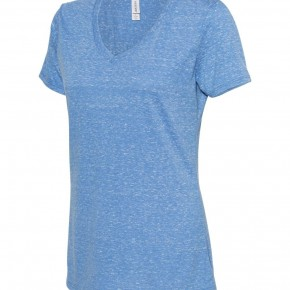 royal v -neck tee