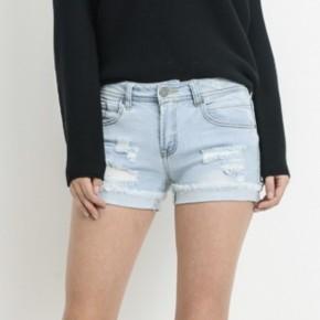 May destroyed short shorts