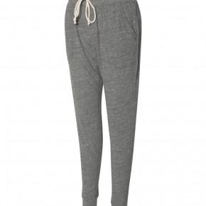 gray basic jogger