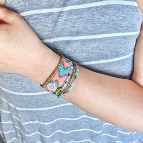 puka magnetic bracelet