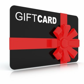 gift card with l&q