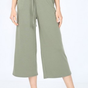 laken crop lounge pant