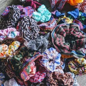 4 pack mystery scrunchie