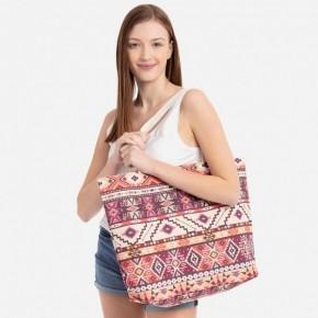 Aztec beach bag
