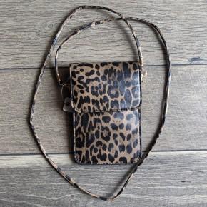 cheetah cell phone crossbody