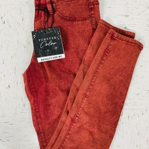 YMI Red Jeans