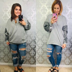 Eye Catching Pullover Sweater