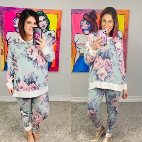 Dream in Florals Joggers