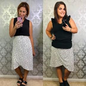 Spotted in Soho Skirt