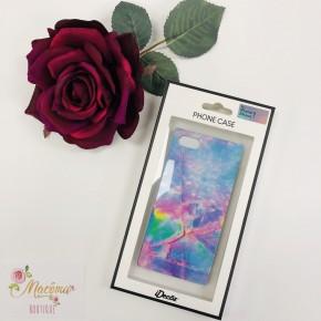 Opal Print iPhone Case