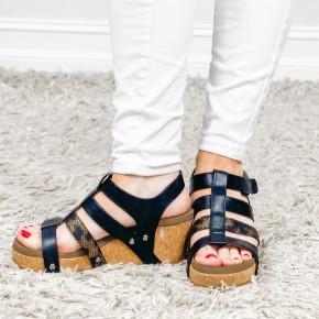 Black Lottie Da Shoes