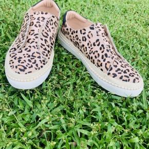 Leopard Cologne Shoes