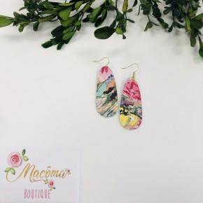 Paris II Earrings