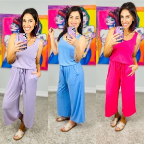 Life in Color Jumpsuit