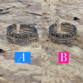 Ornamenta Rings