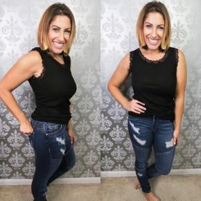 Judy Blue Moto Skinny Jeans