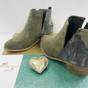 Camo Shield Shoes