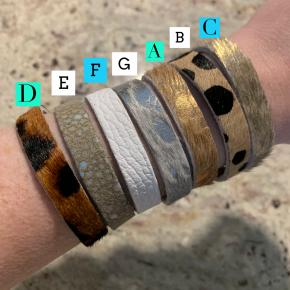 Various Bracelets
