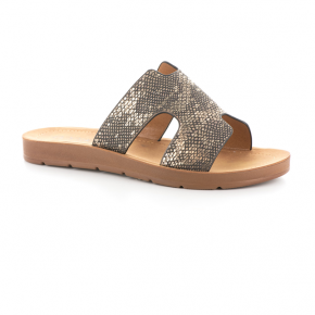 Gunmetal Bogalusa Shoes