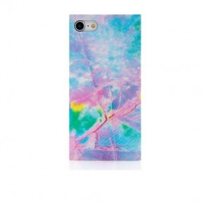 Opal Print iPhone Case