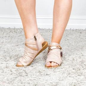Rose Gold Blumoon Sandal