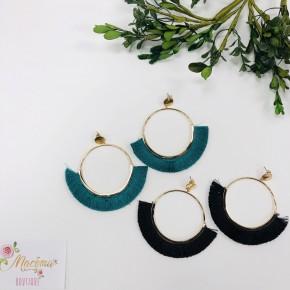 Fringe Benefits Earrings